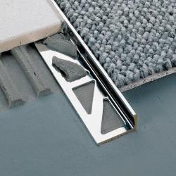 Durosol Metall Winkel-Abschlussprofil 250cm