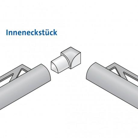 Durondell Innenecke YI Aluminium pulverbeschichtet 2er Blister
